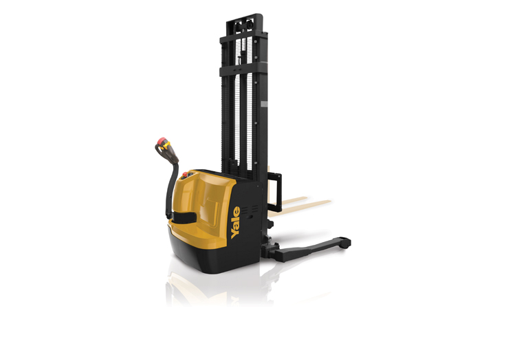 Efficient pallet handling performance packed with essential  features