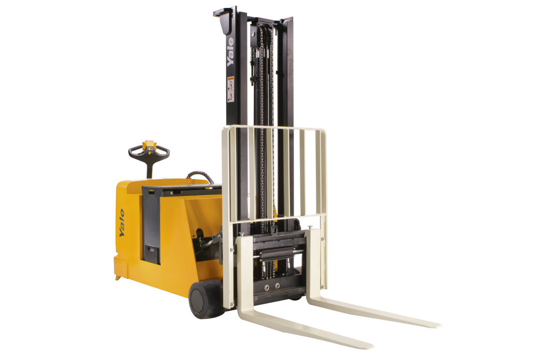 Superior pallet stacker solution for efficient warehousing.