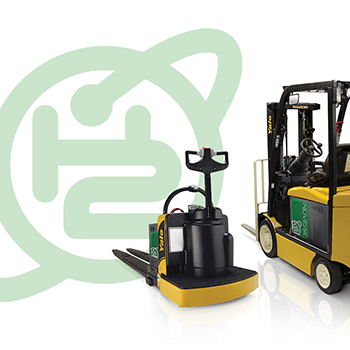 The Adoption of Hydrogen Fuel Cell-Powered Lift Trucks