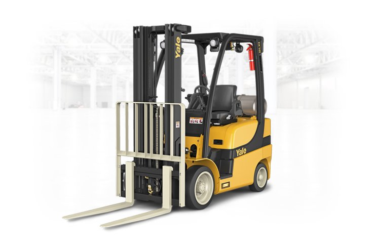 A lift truck that works smarter and harder