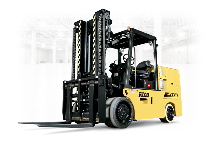 High Capacity Cushion Tire Forklift ICE