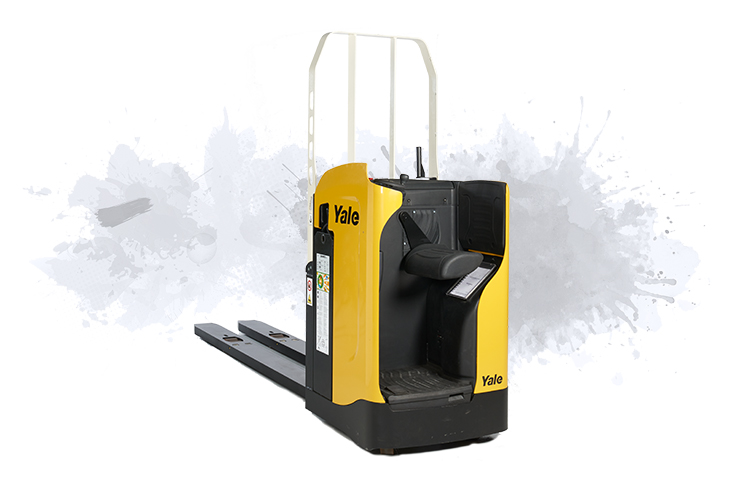 Rider Low Lift na Pallet Truck