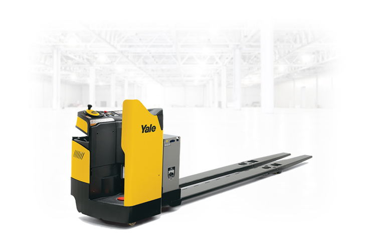End Rider Low Lift na Pallet Truck