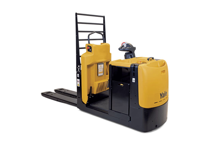 Multi Level order selector by Yale | electric pallet truck
